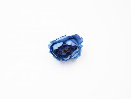 Pivoňka 004 modrá
