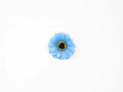 Gerbera 002 modrá
