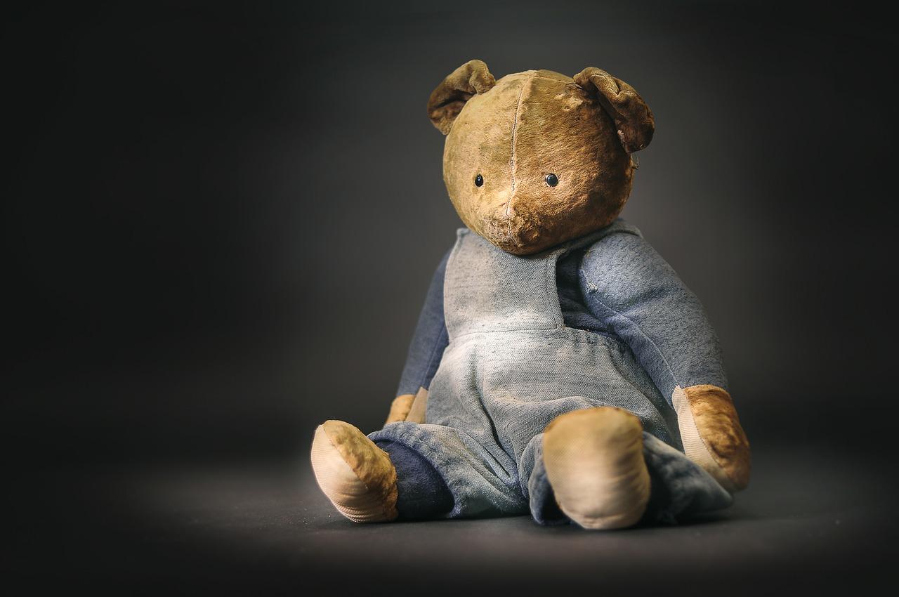 Plyšový medvídek za miliony