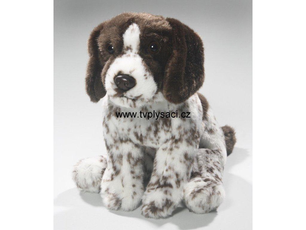 Plyšový lovecký pes 24 cm - plyšové hračky