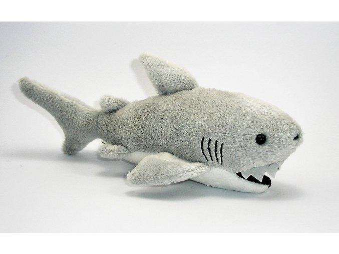 Plyšový žralok 24cm - plyšové hračky