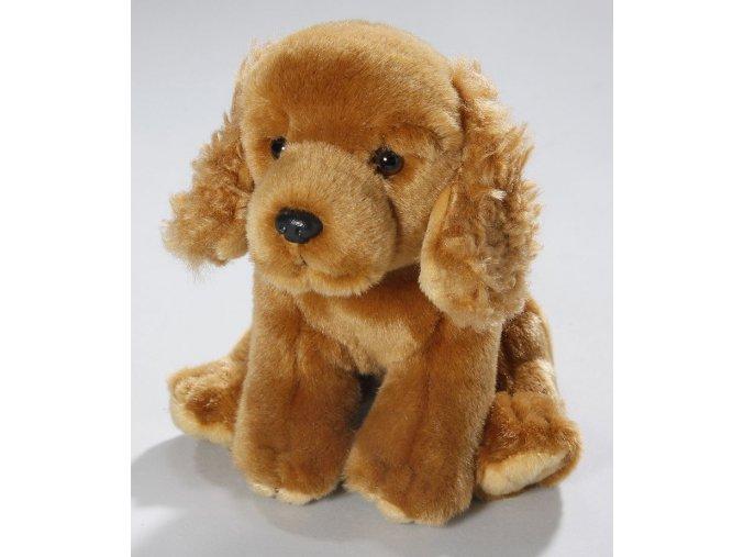 Plyšový pes Kokršpaněl 16cm - plyšové hračky