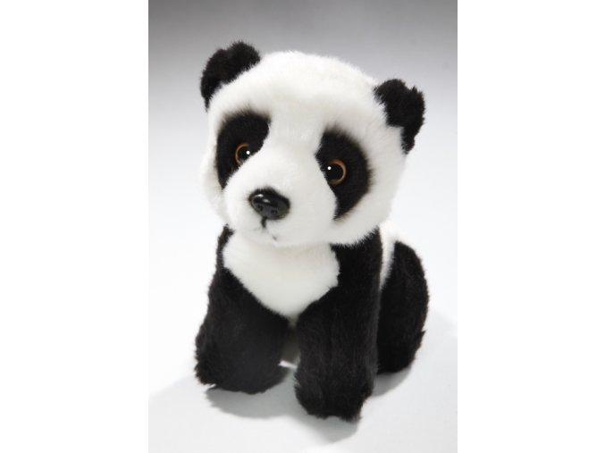 Plyšová panda 20 cm - plyšové hračky