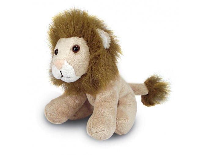 Plyšový lev 15 cm - plyšové hračky