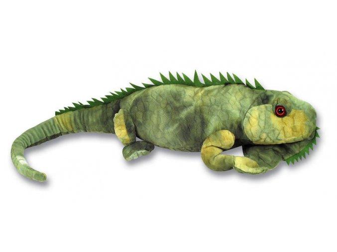 Plyšový leguán 60cm - plyšové hračky