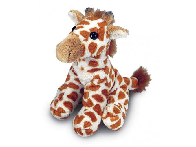 Plyšová žirafa 14cm - plyšové hračky