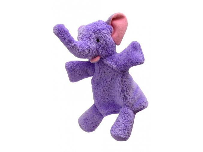 Maňásek slon 28cm - maňásci