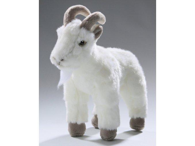 Plyšová koza 22 cm - plyšové hračky