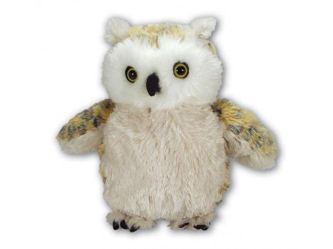 Plyšová sova 35 cm - plyšové hračky
