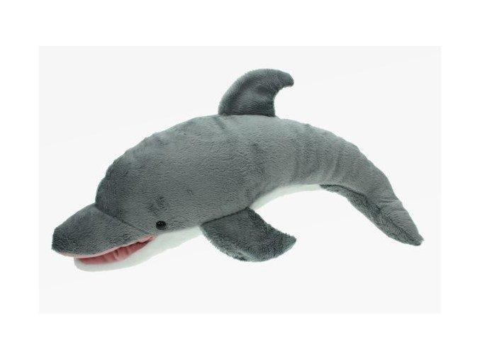 Plyšový delfín 50cm - plyšové hračky