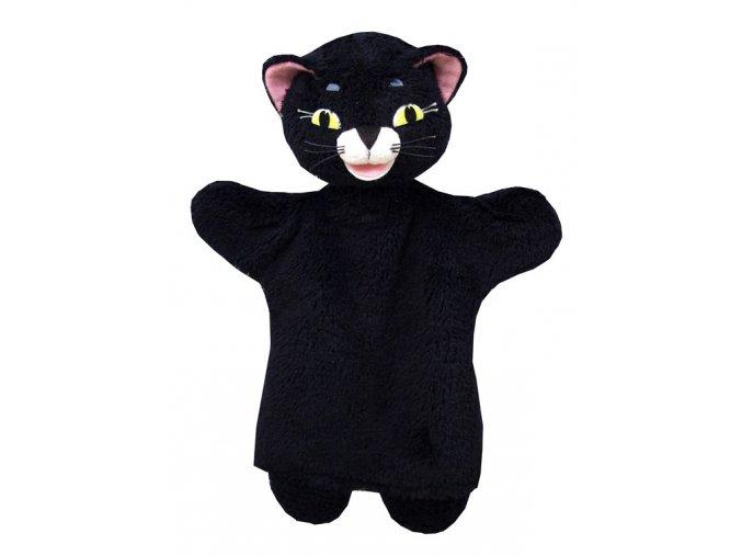 Maňásek kočička 26cm - maňásci