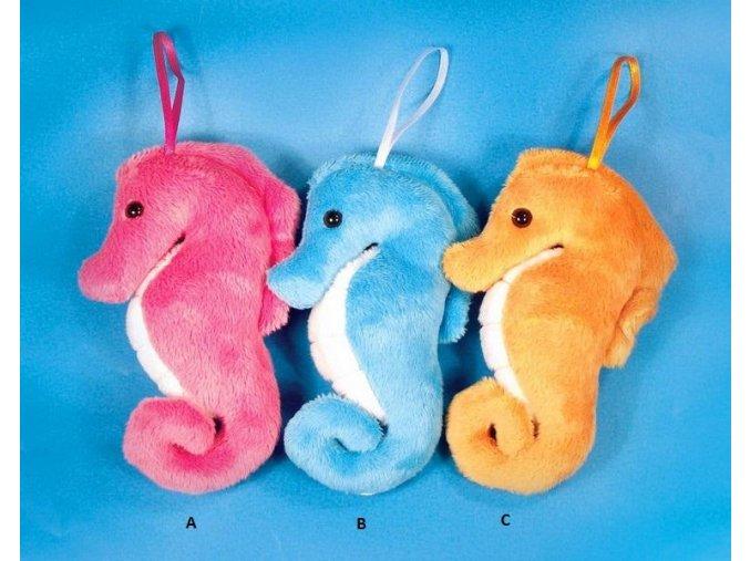 Mořský koník 15 cm - plyšové hračky