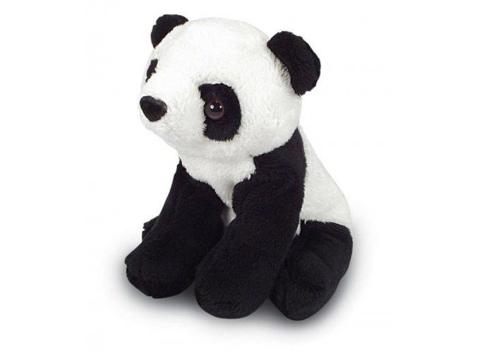 Plyšová panda Vincenc 15 cm - plyšové hračky