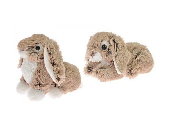 Plyšový zajíček 13 cm - plyšové hračky