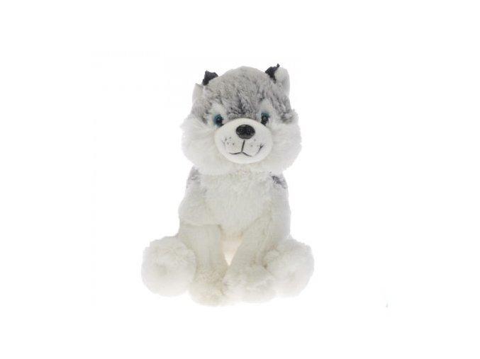 Plyšový Husky 25 cm - plyšové hračky