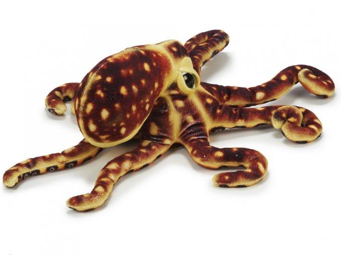 Plyšová chobotnice 40 cm - plyšové hračky