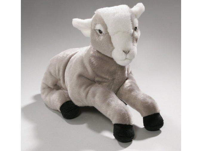 Plyšová koza 30 cm - plyšové hračky