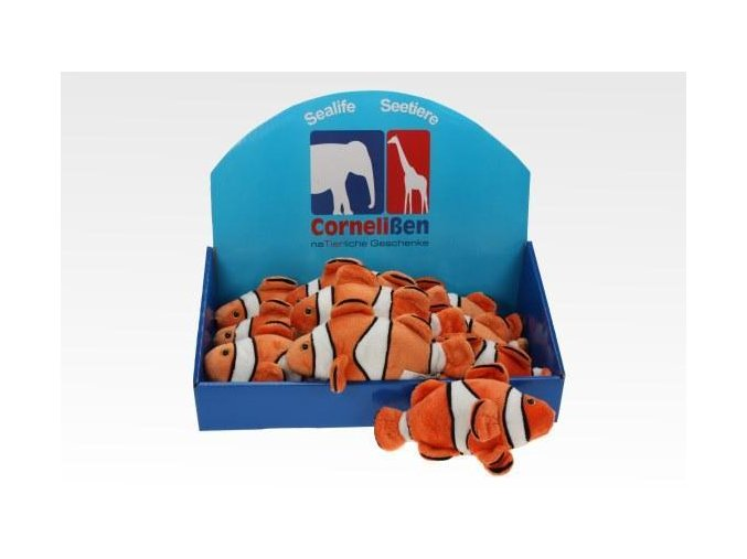 Plyšový Nemo 20 cm - plyšové hračky