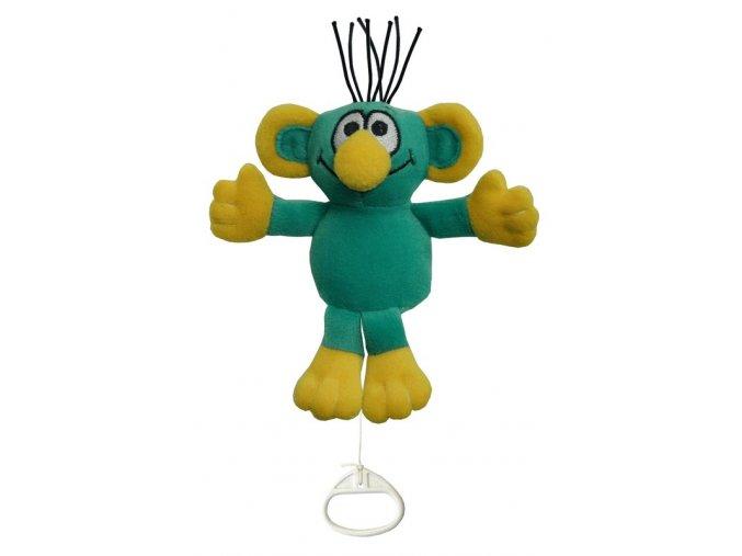 Plyšový Rákosníček, hrací strojek 23 cm - plyšové hračky