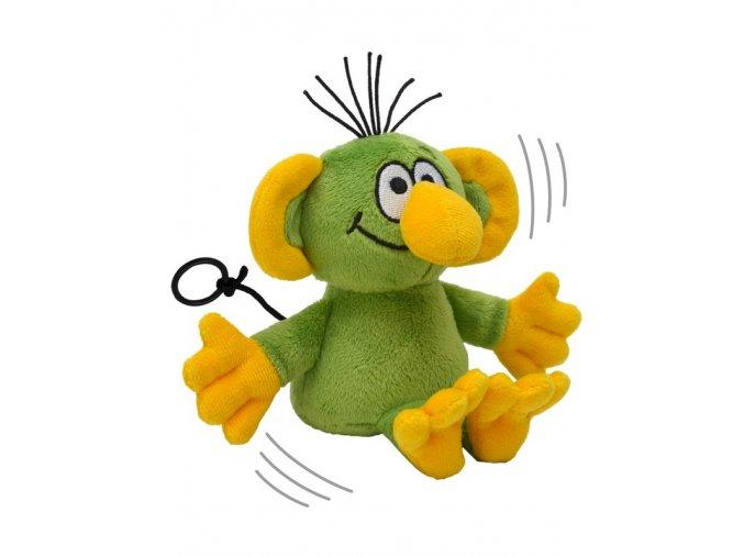 Plyšový Rákosníček 15 cm, vibrující - plyšové hračky