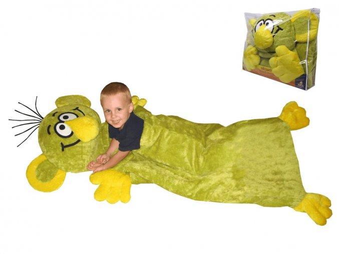 Rákosníček, dětský spací pytel 160 cm