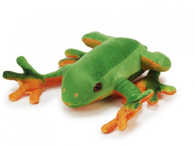 Plyšová žába 20 cm - plyšové hračky