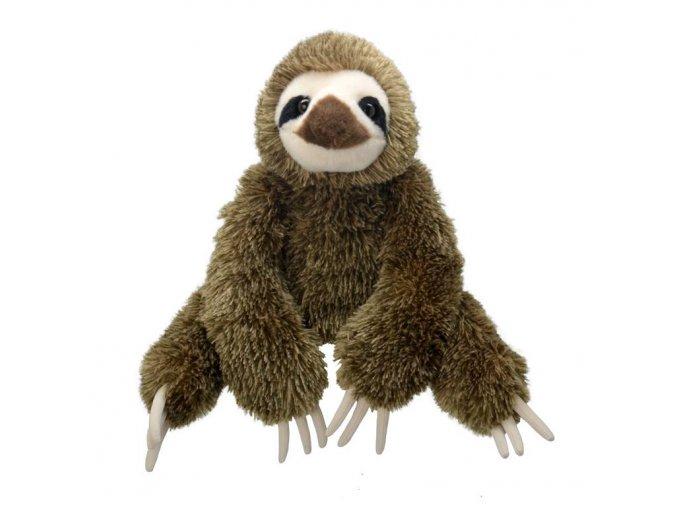 Plyšový lenochod 40 cm - plyšové hračky