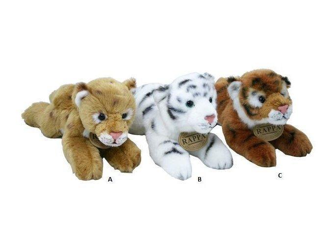Plyšoví tygři 17 cm - plyšové hračky