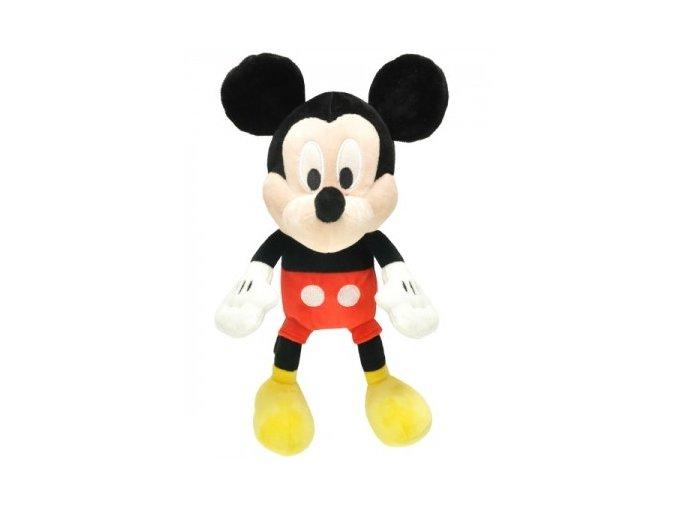 Plyšový Mickey Mouse smějící se 30 cm - plyšové hračky