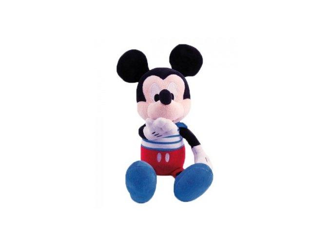 Plyšový Mickey Mouse zvukový 30 cm - plyšové hračky