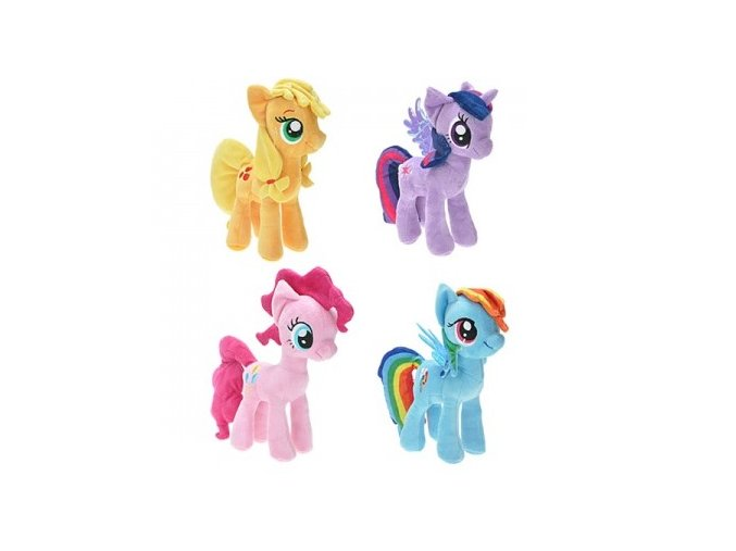 Plyšový My Little Pony 17 cm - plyšové hračky