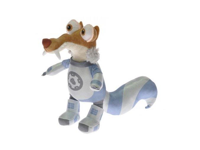 Plyšová veverka Scrat 30 cm - plyšové hračky
