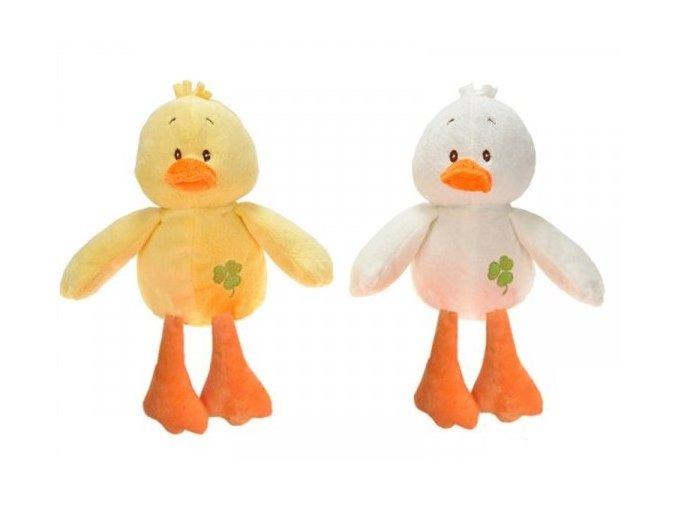 Plyšová kačenka 18 cm - plyšové hračky