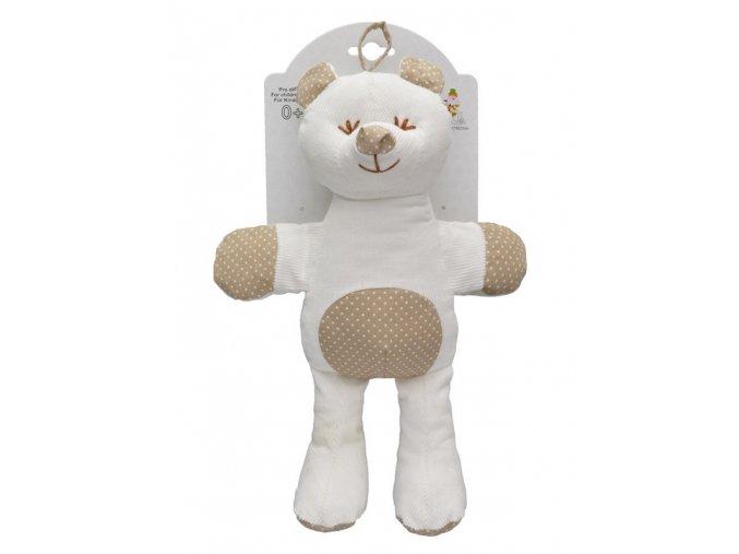 Medvěd 30cm MIMI, puntík