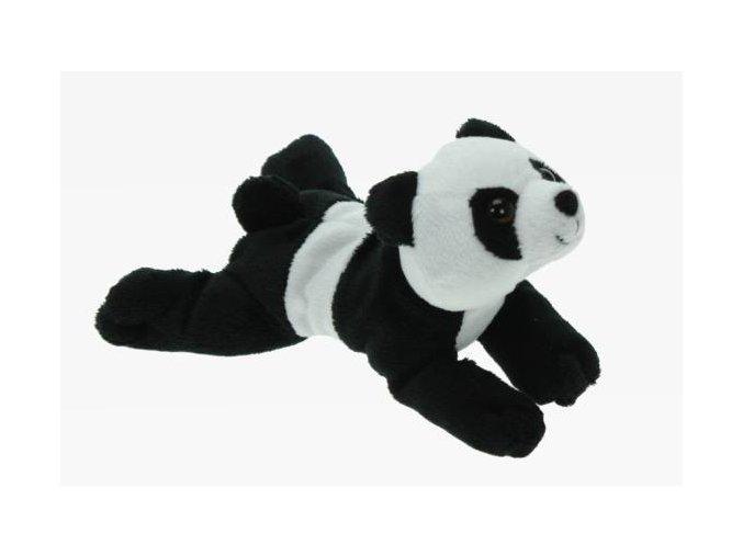 Plyšová panda 17 cm - plyšové hračky
