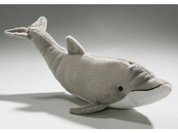 Plyšový delfín 35 cm - plyšové hračky