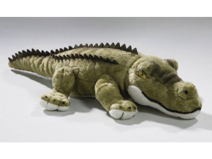 Plyšový krokodýl 34cm - plyšové hračky