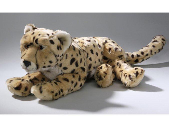 Plyšový gepard 50 cm - plyšové hračky
