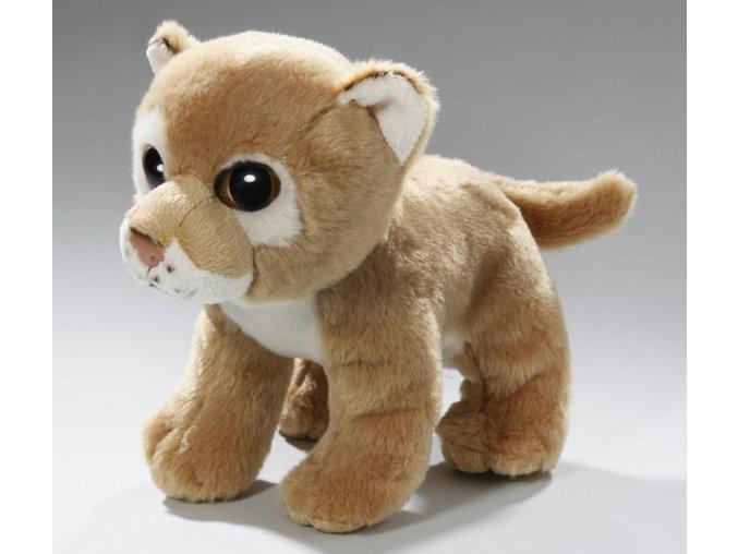 Plyšová lvice 20 cm - plyšové hračky