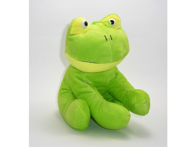 Plyšová žába 24 cm - plyšové hračky