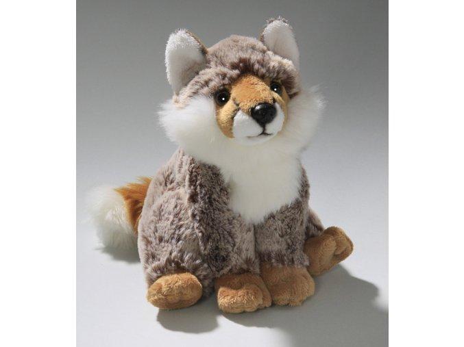 Plyšová liška 17 cm - plyšové hračky
