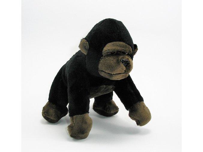 Plyšová gorila 16 cm - plyšové hračky
