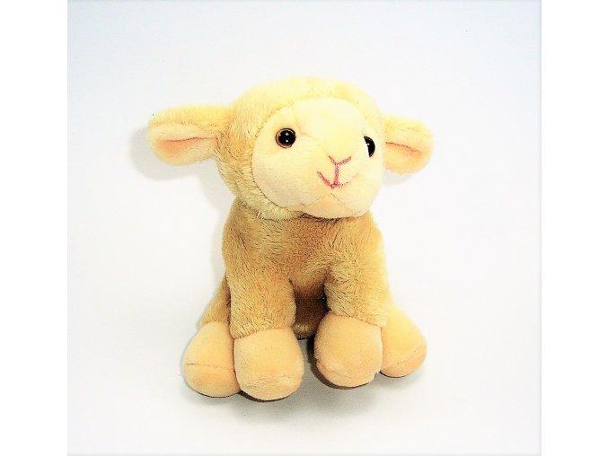 Plyšová ovečka 13 cm - plyšové hračky