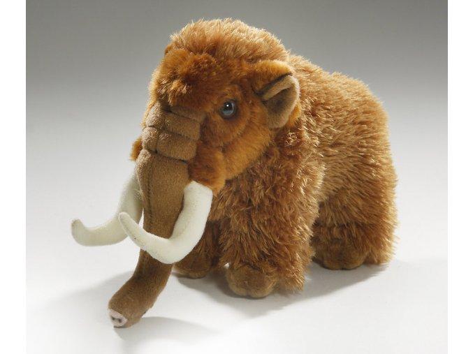 Plyšový mamut 20 cm - plyšové hračky