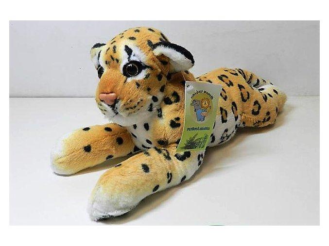 Plyšový levhart 35 cm - plyšové hračky
