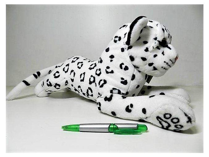 Plyšový levhart 45cm - plyšové hračky