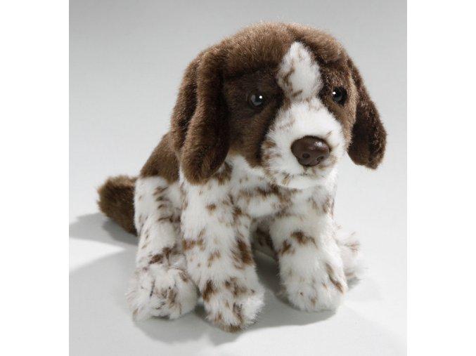 Plyšový lovecký pes 19 cm - plyšové hračky