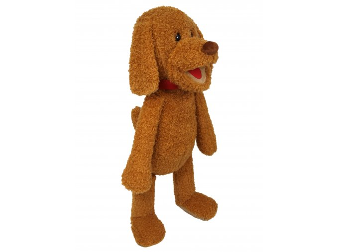 Plyšový pes 60cm, maňásek - plyšové hračky