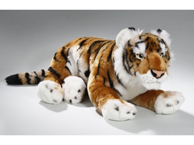 Plyšový tygr 60 cm - plyšové hračky