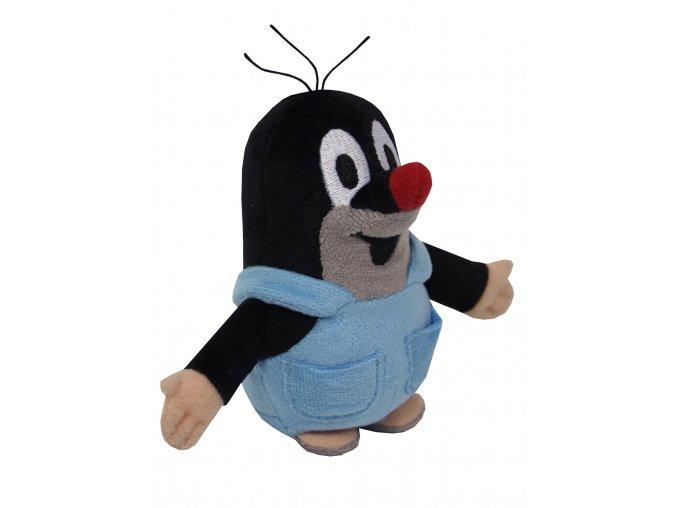 Plyšový Krteček 12cm, v kalhotkách - plyšové hračky